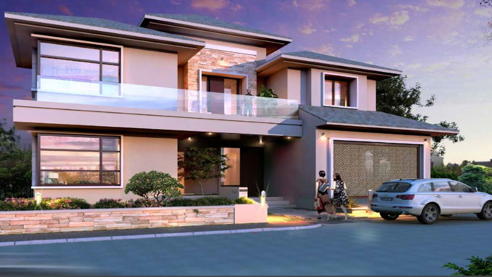 Leading Deluxe Villas In North Bangalore Keys