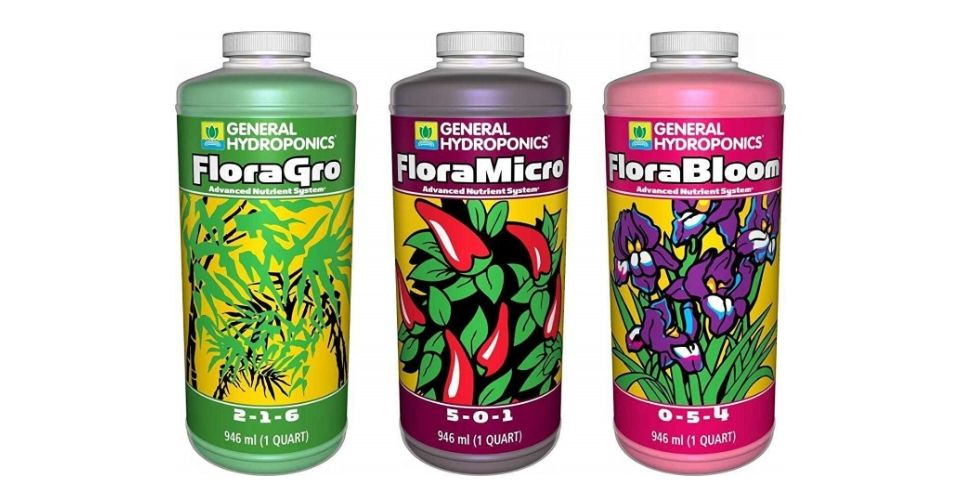 The Greatest Hydroponic Nutrients For Plant Growth